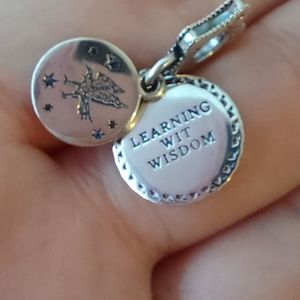 925 Silver Ravenclaw Harry Potter Charm
